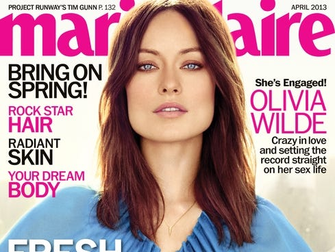 olivia wilde is madly in love wausau daily herald