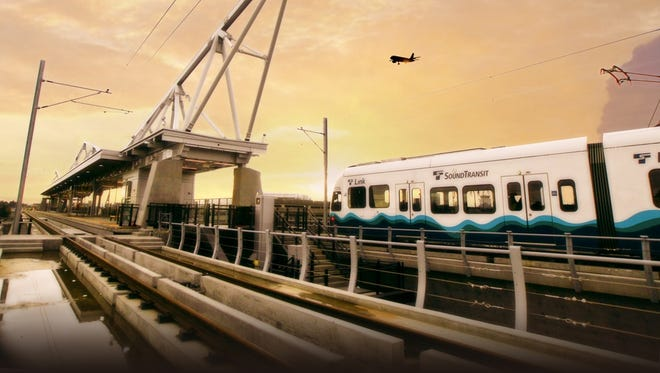 In Washington state, ridership on Sound Transit soared 12% last year.