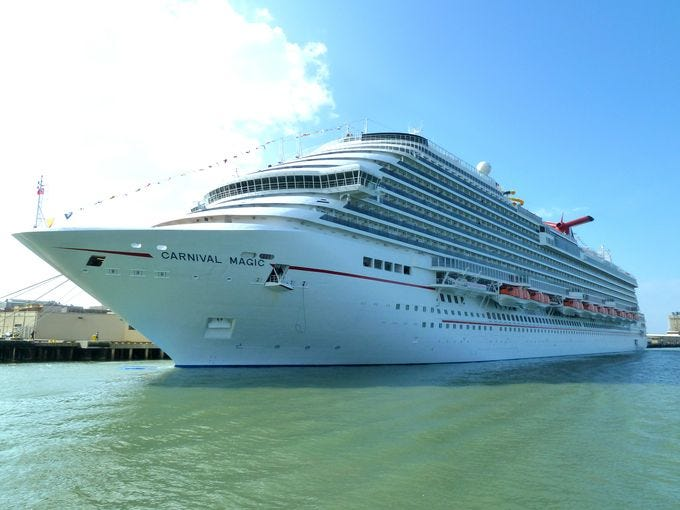 Cruise Ship Tours: Carnival Magic vs. Carnival Breeze