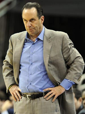 """Notre Dame coach Mike Brey said this weekend after what he expects was his final Big East regular-season game against Louisville, """"I'm fully expecting to play in the ACC (next season)."""""""