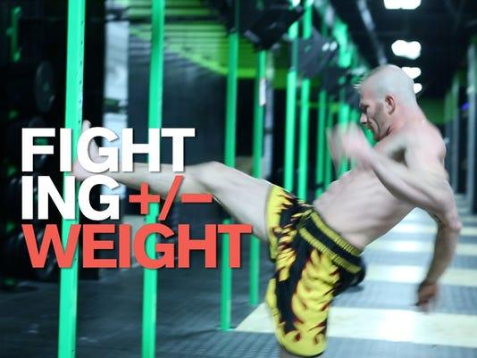 conde nast fighting weight