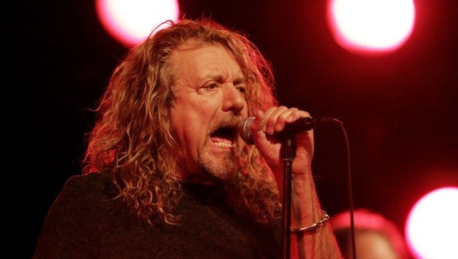 A biography of Robert Plant will come out in January 2014.