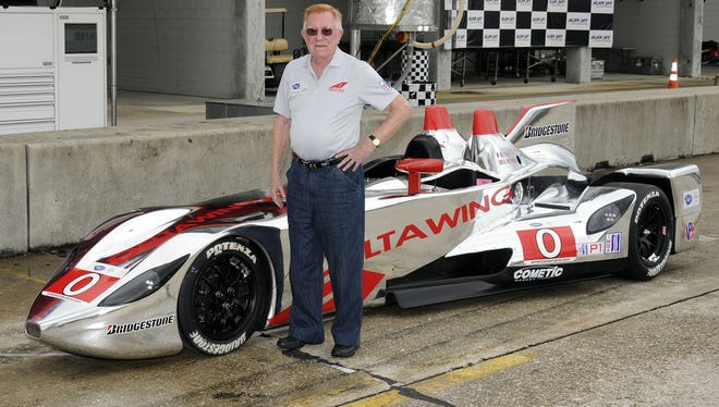 Don Panoz, who founded the American Le Mans Series in 1999, will help introduce the DeltaWing car this season.