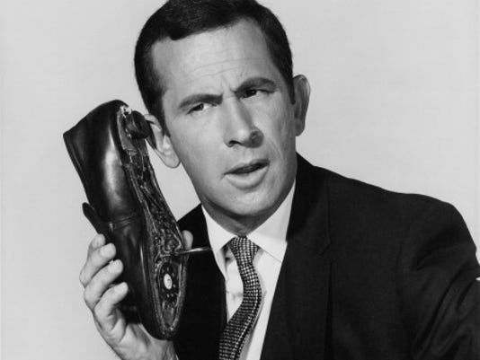 maxwell smart don adams