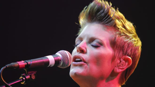 Natalie Maines performs during the SXSW Music Festival in March 2013 in Austin.
