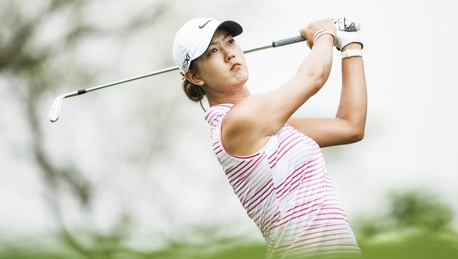 Michelle Wie is in the field this week at the RR Donnelly LPGA Founders Cup.