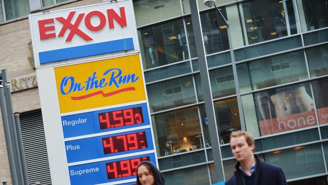 Large multinational oil companies like ExxonMobil are among the largest payers of taxes.
