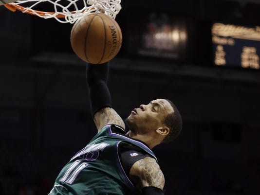 Monta Ellis leads Bucks rally vs  Magic