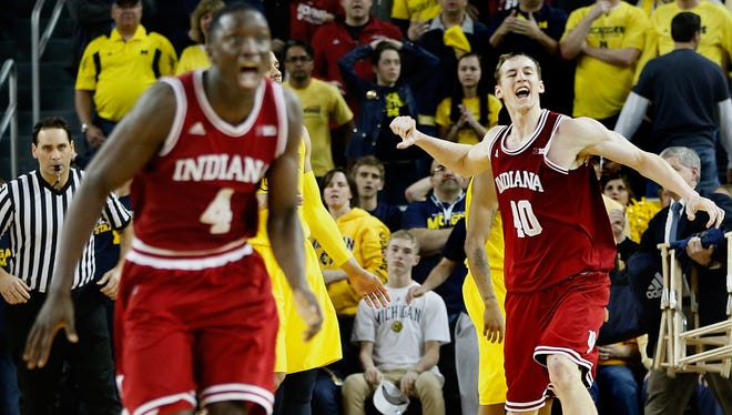 Cody Zeller and Victor Oladipo lead Indiana as the No. 1 seed in the East Regional.