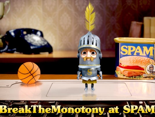 spam march madness