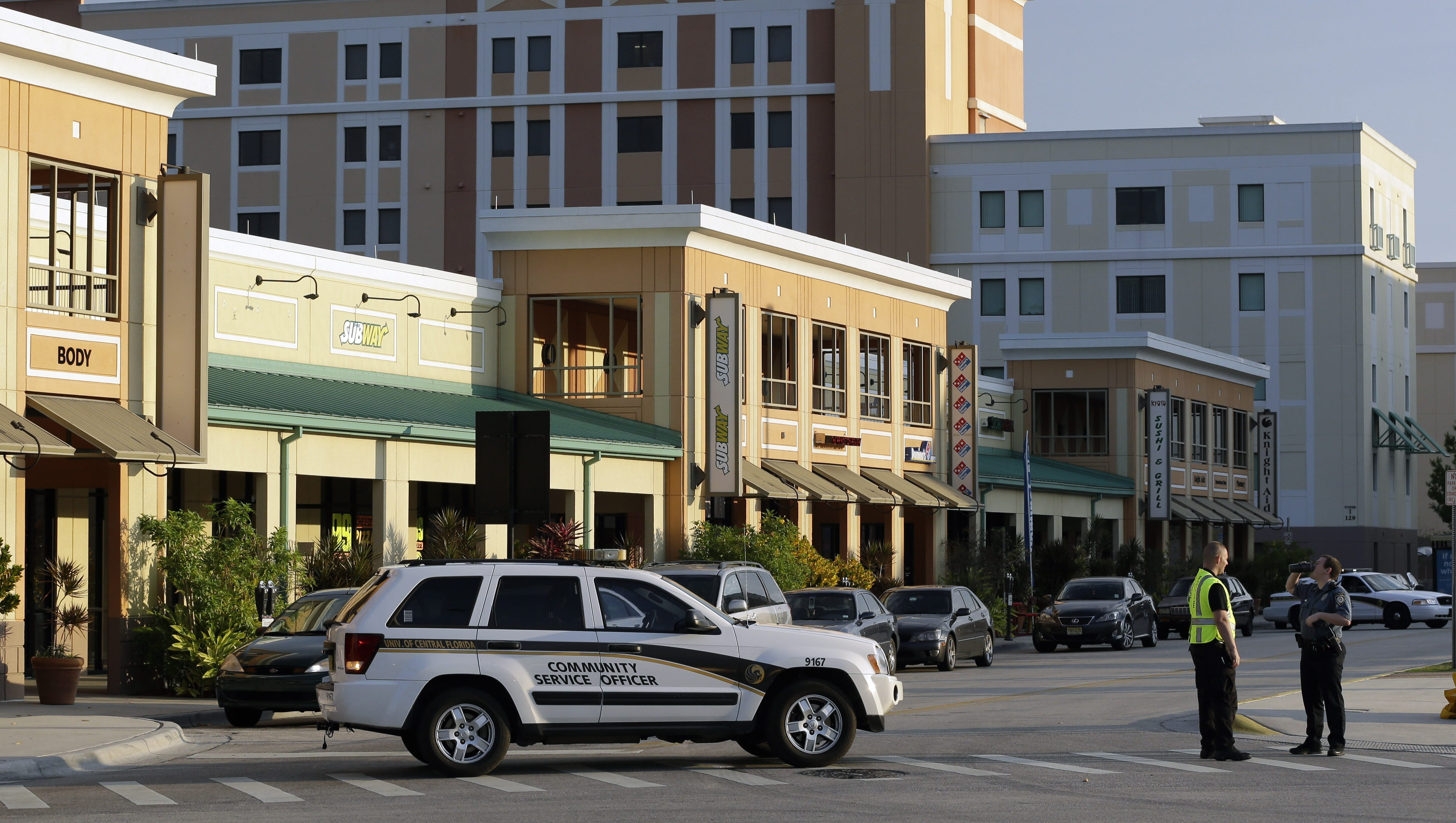 Bomb Found in University of Central Florida Dorm Room