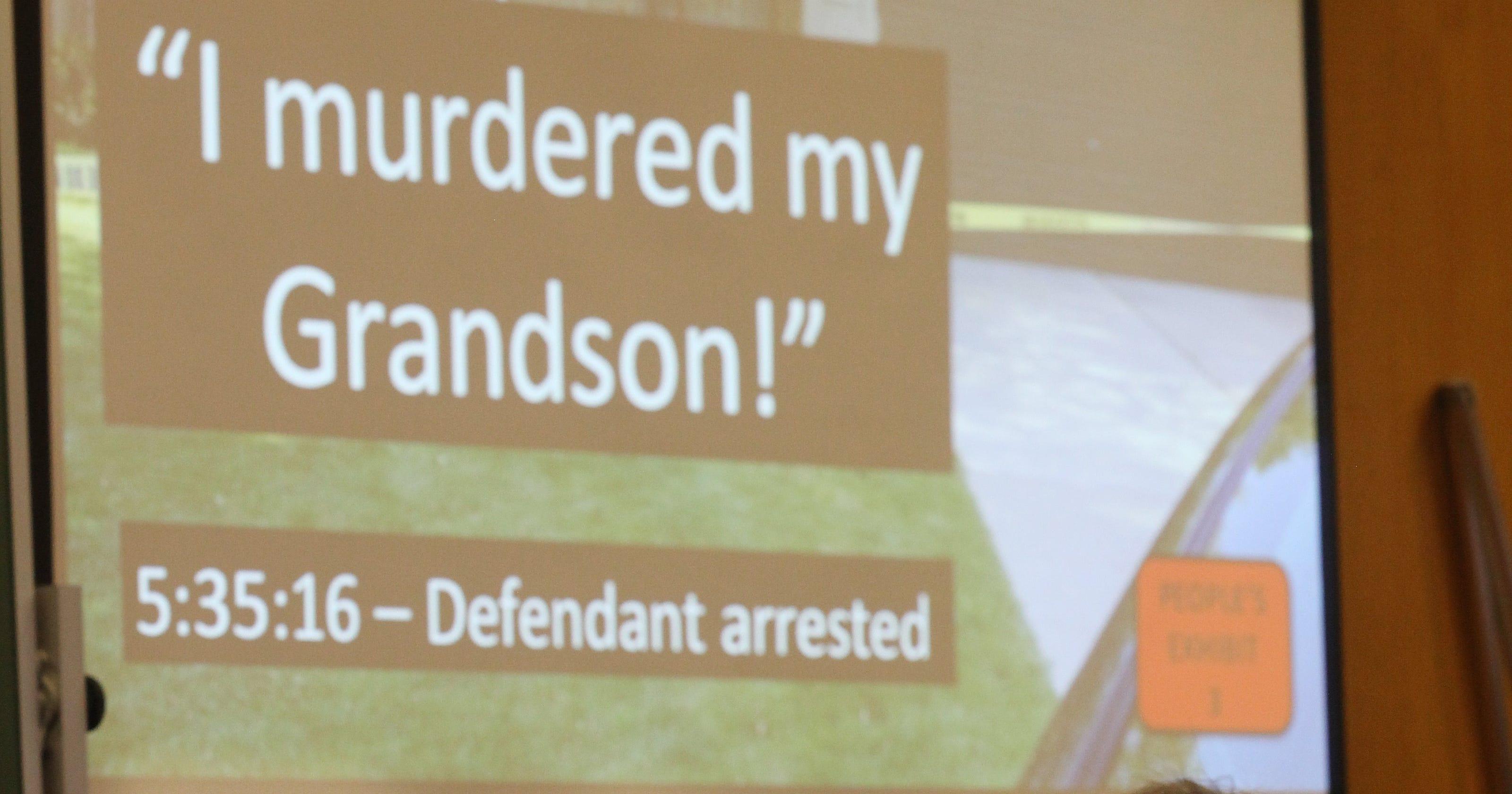 Mich jury deliberates fate of grandson killing grandma solutioingenieria Images