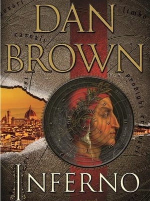 'Inferno' by Dan Brown is out May 14.