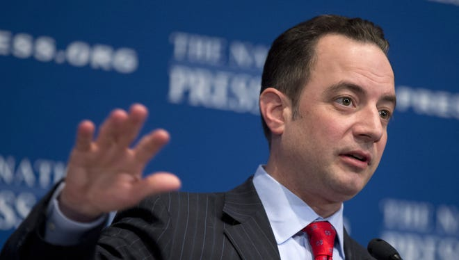 Republican National Chairman Reince Priebus unveiled a report aimed at retooling the GOP as the growth and opportunity party.