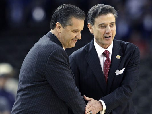 3-20 Pitino and Calipari