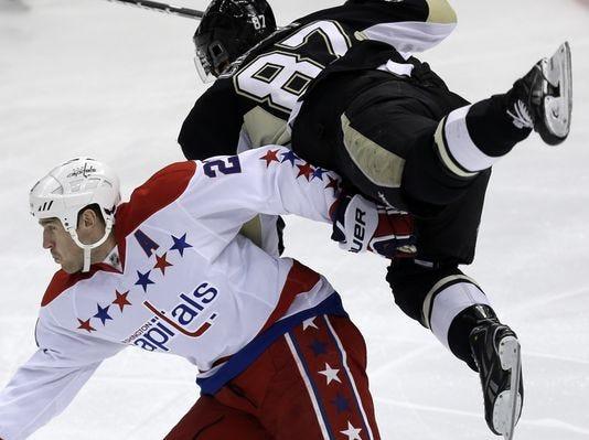 Penguins Top Capitals; Winning Streak At 10