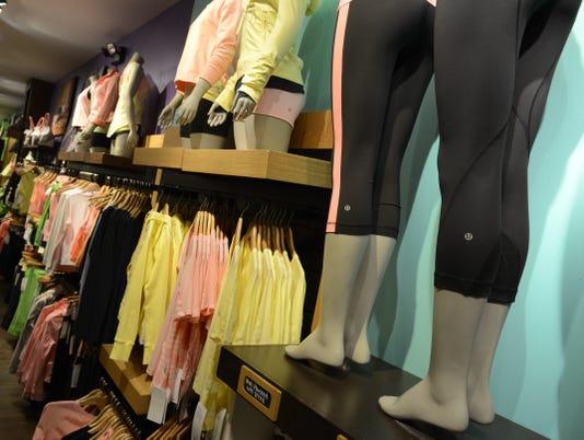 lululemon clothing