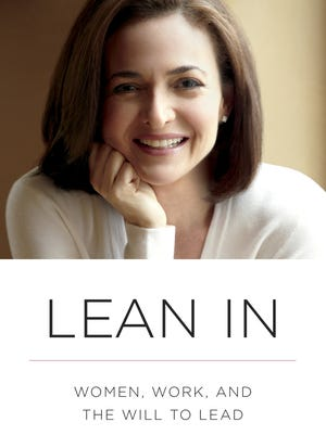 'Lean In' by Sheryl Sandberg is No. 1 on USA TODAY's Best-Selling books list.