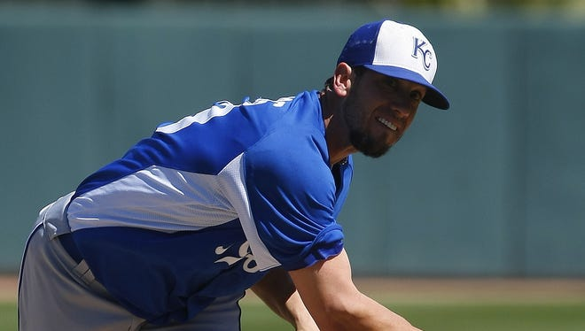 James Shields was acquired by the Royals that sent prospect Wil Myers to the Rays.