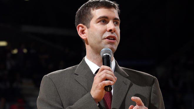 Butler coach Brad Stevens and his Bulldogs will be competing in their third league in as many seasons as the school moves to the new Big East for the 2013-14 school year.