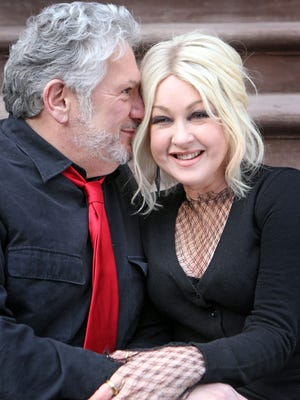 Four-time Tony Award winner Harvey Fierstein and Grammy Award winning pop icon Cyndi Lauper have teamed up on 'Kinky Boots,' a new musical on Broadway.