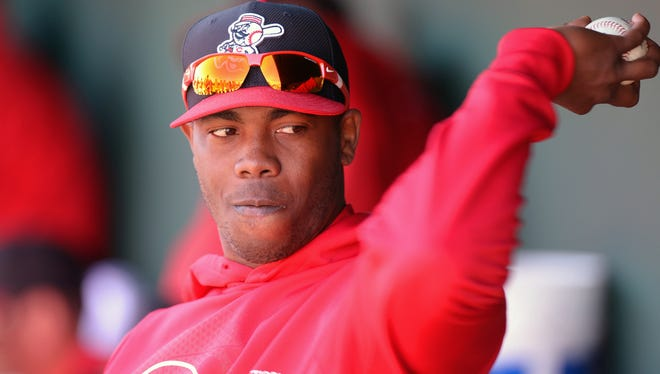 Aroldis Chapman's preference is to be the Reds' closer.