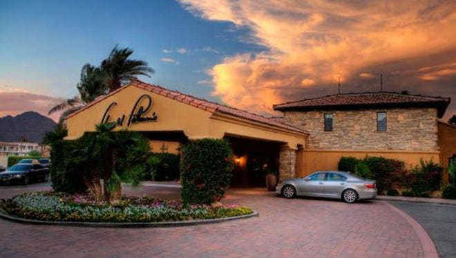 """Arnold Palmer's Restaurant: """"Taste the good life"""" is the tagline of Arnold Palmer's Restaurant in La Quinta, Calif. Makes sense. If anyone's living the good life, you'd think it would have to be Palmer. He won 92 national and international championships (61 of them on the regular PGA Tour), he's designed golf courses, and hey, he even invented a famous drink. Menu highlights include date and strawberry salad, honey-soy glazed Chilean sea bass, rack of lamb, and pan-seared sea scallops."""