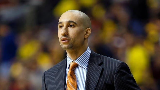 Virginia Commonwealthhead coach Shaka Smart, seen here as his team plays against the Akron Zips in the second round of the 2013 NCAA tournament, has enjoyed a dramatic salary increase in the last few years.