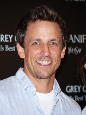 There is speculation Seth Meyers may take over 'Late Night.'
