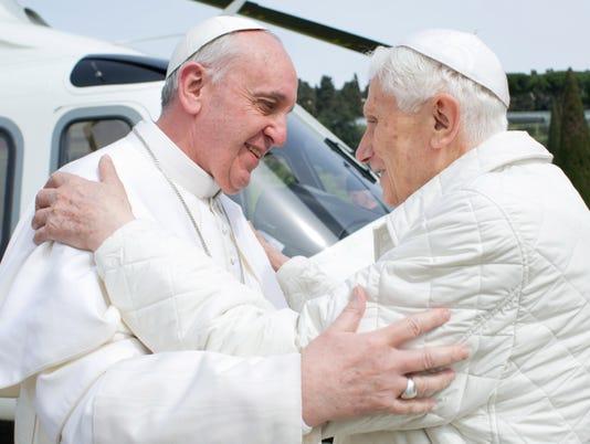 popes meet