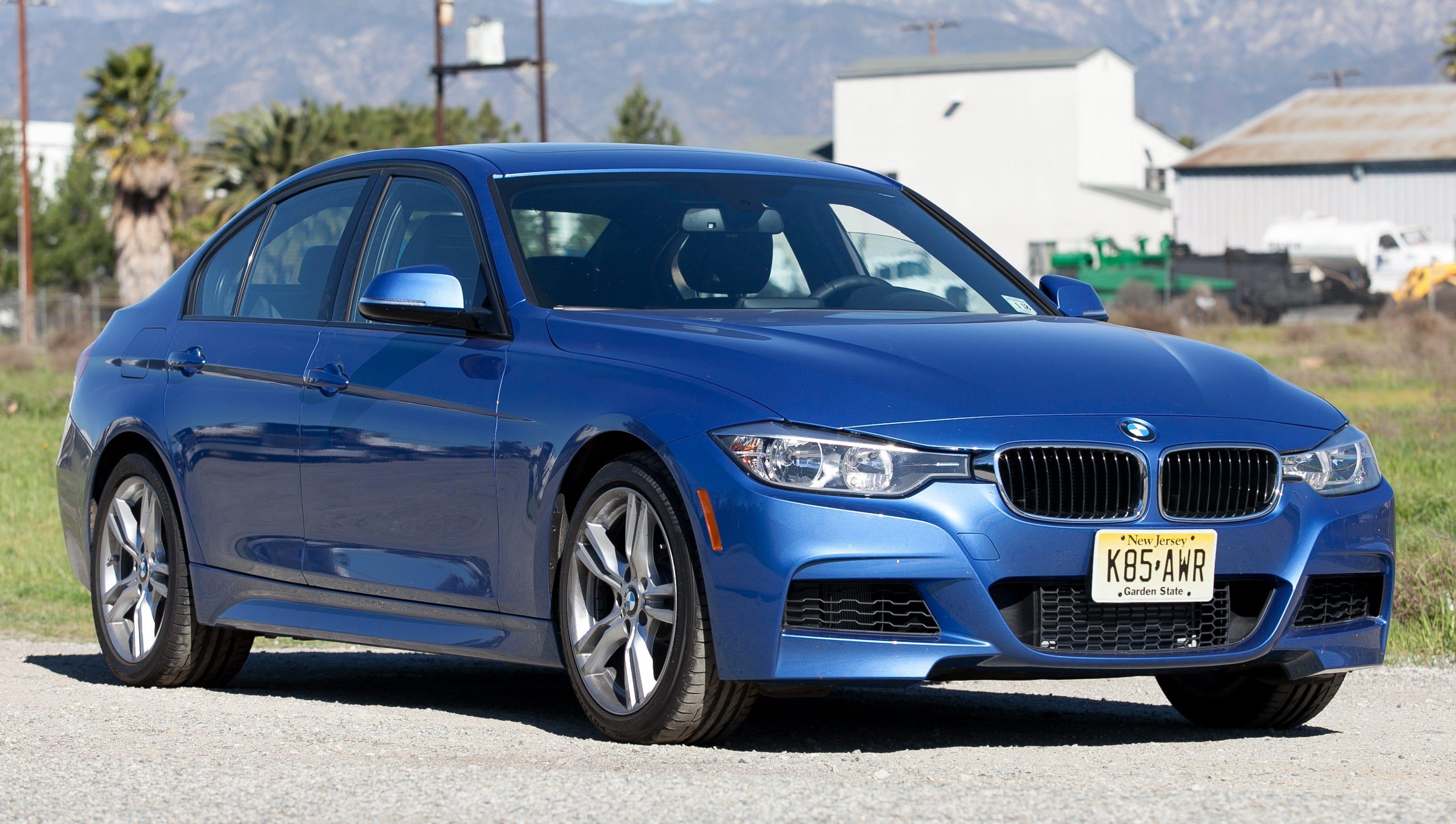 Test Drive: BMW 328i M Sport is mmm-mmm good