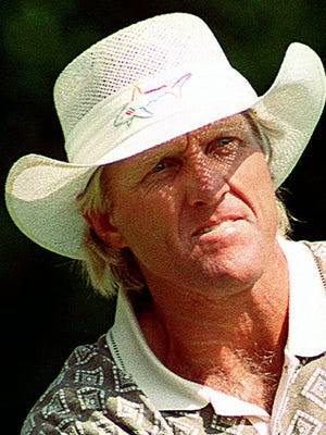 Greg Norman of Australia first reached No. 1 on Sept. 14, 1986. He held the top ranking for 331 total weeks.