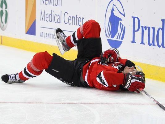 Devils' Kovalchuk Hurt In Brodeur's 666th Win