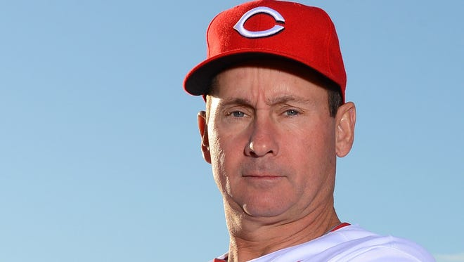 Cincinnati Reds third base coach Mark Berry is battling cancer on his tonsil.