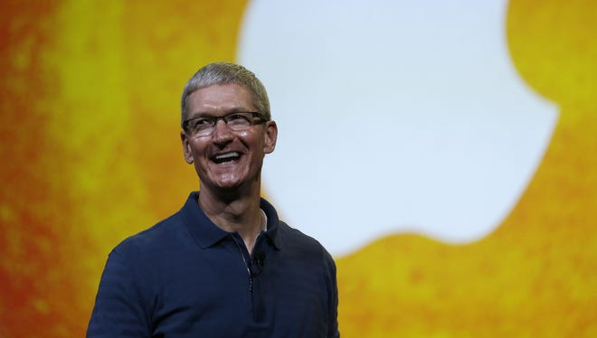 Tim Cook, Apple's CEO, issued the apology to China.