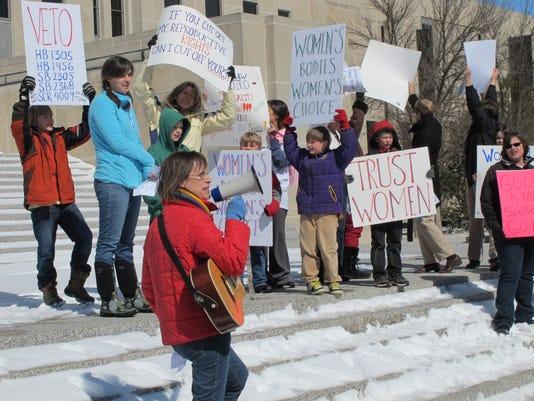 abortion north dakota