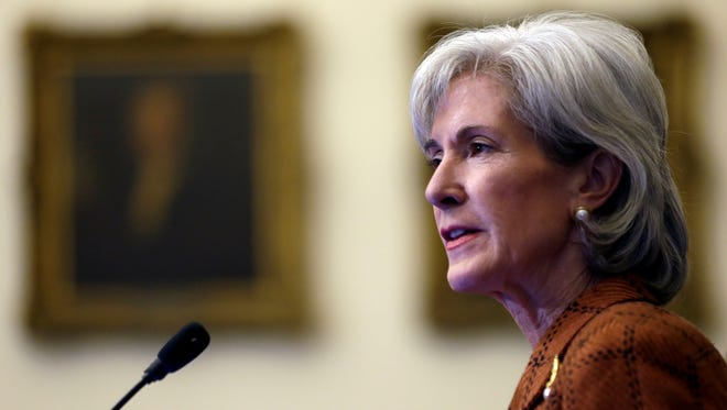 "Human Services Secretary Kathleen Sebelius said Tuesday that Medicare, as a ""major, public financing system,"" can be used as a stimulus to drive down health care costs across the board."