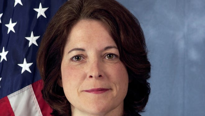 President Obama has tapped Julia Pierson to be director of the Secret Service.