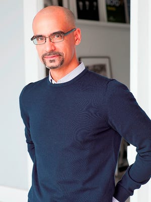 Junot Diaz, author of 'This is How You Lose Her,' appeared on 'The Colbert Report' Monday night.