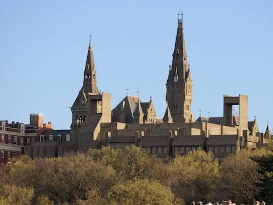 Georgetown elects first gay Student Assoc. president