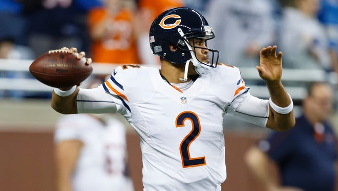 Jason Campbell will compete with Brandon Weeden for the starting QB position in Cleveland after signing a two-year deal with the Browns.