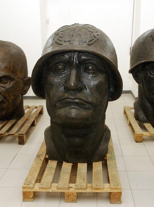 Mussolini's secret bunker revealed