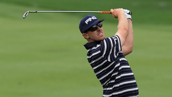 Hunter Mahan is the defending champion this week at the Shell Houston Open.