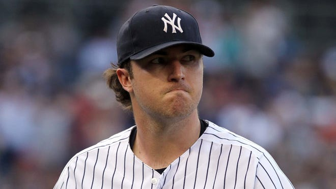 Yankees pitcher Phil Hughes is expected to miss his first turn through the rotation.