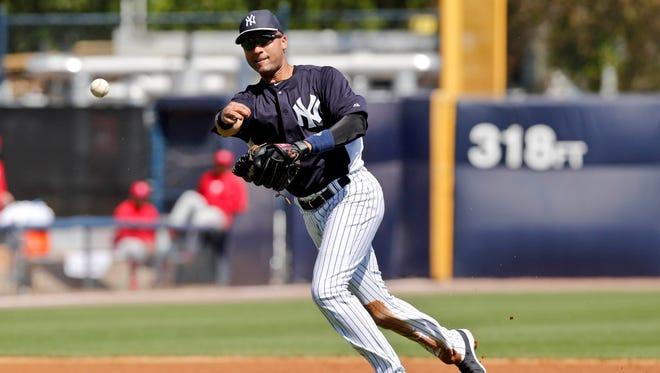SS Derek Jeter, Yankees, $16,729,365