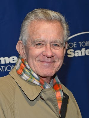 Fox lead baseball analyst Tim McCarver at the Joe Torre Safe At Home Foundation's 10th Anniversary Gala in New York City on Jan. 24.