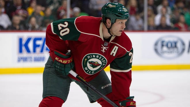 Minnesota Wild defenseman Ryan Suter has moved among the top defenseman scoring leaders after a slow start.