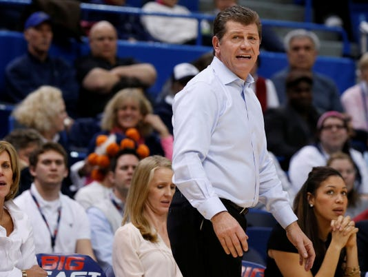 Geno Auriemma Signs New Contract To Stay At Uconn