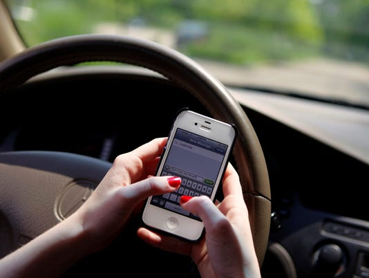 Texting in traffic: Adults worse than teens