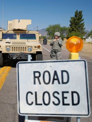 Under new rules released earlier this year, Arizona National Guard members who wish to report wrong-doing won't be able to speak out except to members of Congress or through armed-forces channels.
